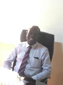 Pastor Silas Owiti-Oduor-Yogo\