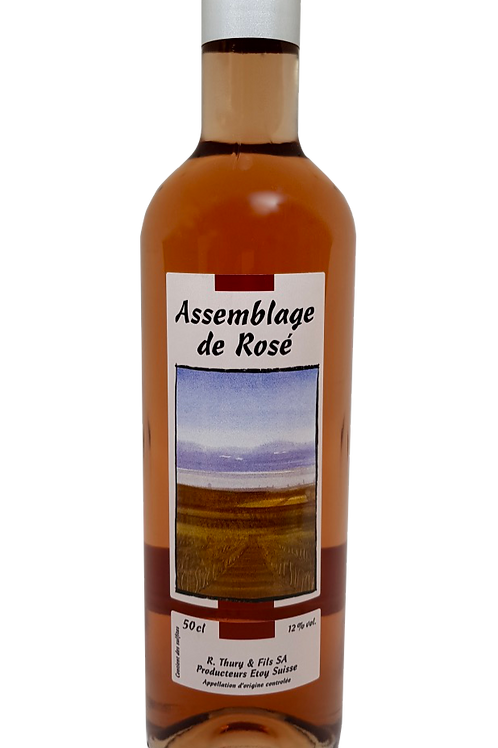 Assemblage de Rosé AOC 0.5 litre