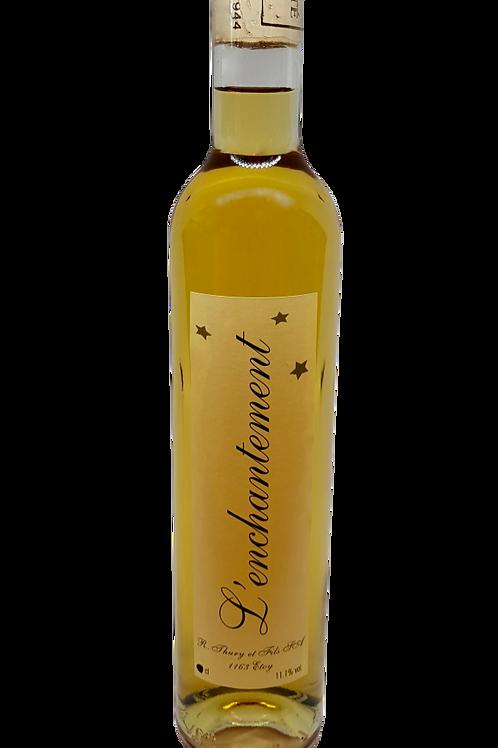 Chardonnay AOC passerillé - L'Enchantement 0.375 litre