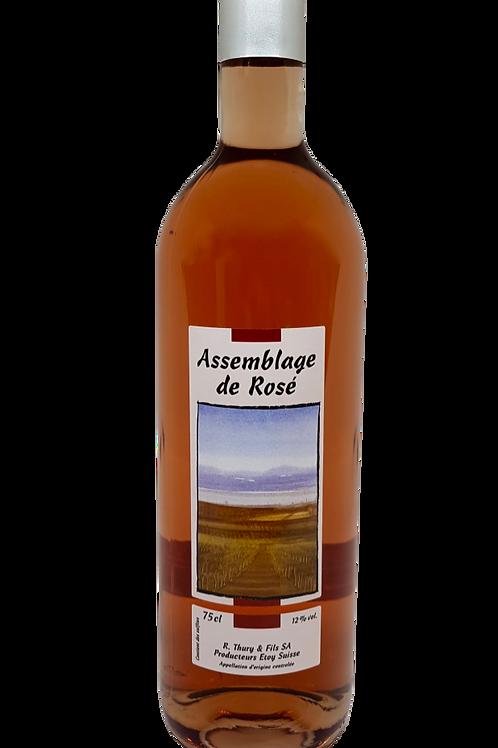 Assemblage de Rosé AOC 0.75 litre