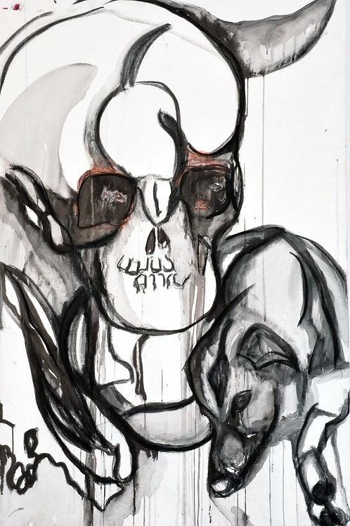 Skull dog 2013