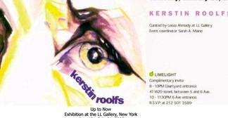 LimeLight - gallery invitation