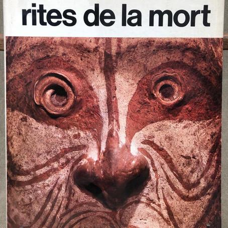 """Catalogue """"Rites de la mort"""" au Muséum d'histoire naturelle"""