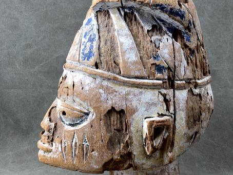 Tête Yorouba / Yoruba head