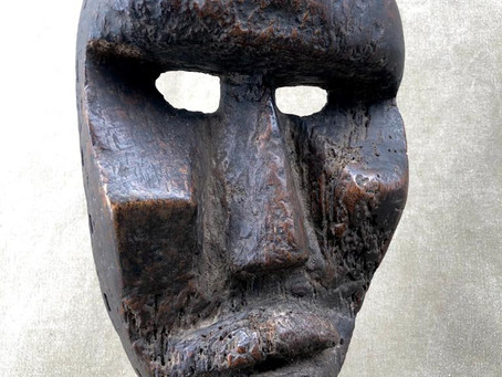Masque Dan Kran / Dan Kran mask