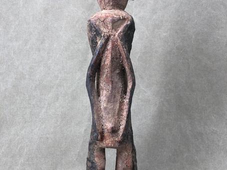 Statue Chamba / Chamba statue