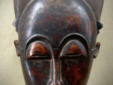 Masque Baoulé   Baoulé mask