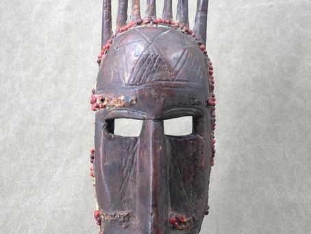 Masque N'tomo / N'tomo mask