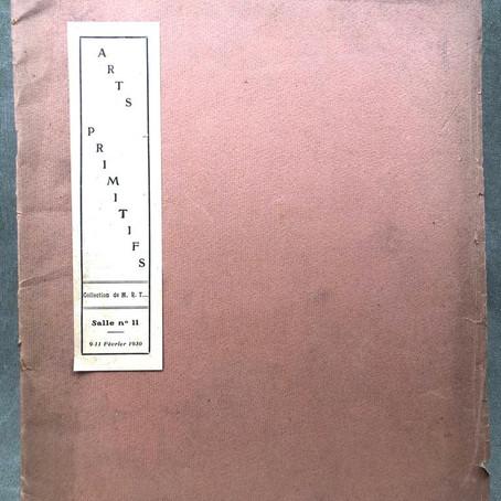 Catalogue vente publique 9-11 février 1930