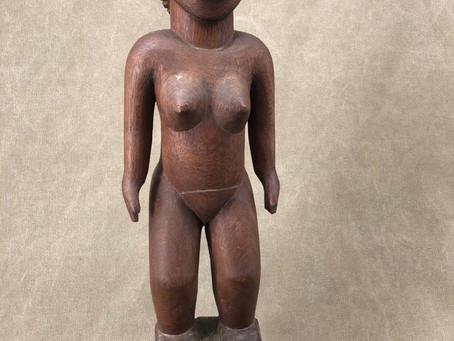 Statue Sakalave / Sakalave statue