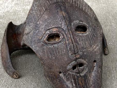 Amulette Île de Timor / Timor Island amulet