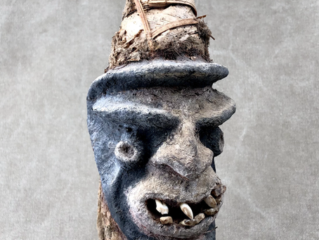 Marionette Temes Nevimbur / Temes Nevimbur puppet