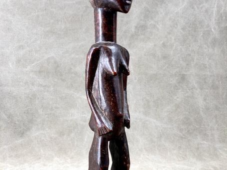 Statue Baoulé / Baule statue