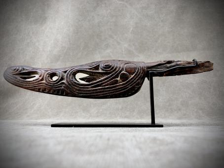 Poignée de rame Kuoma / Kwoma oar handle