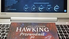 """Rewelacyjny """"Przewodnik po wszechświecie"""" Lucy i Stephena Hawkingów"""