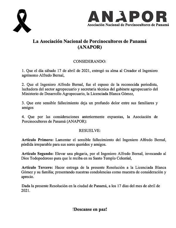 Resolucion de duelo Alfredo Bernal.jpg
