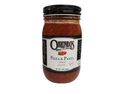 Orlondos Pizza and Pasta Sauce