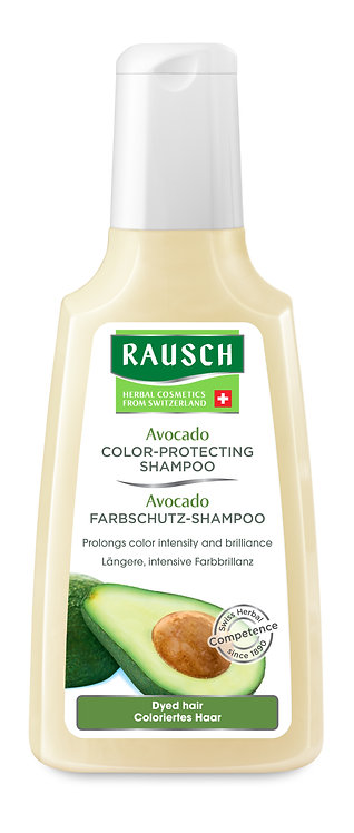 Rausch Avocado Color-Protecting Shampoo 200ml