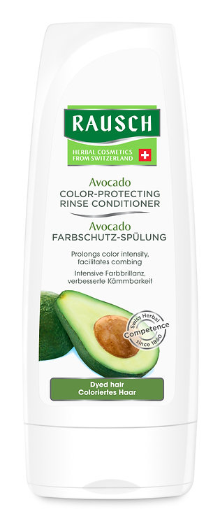 Rausch Avocado Color-Protecting Rinse Conditioner 200ml