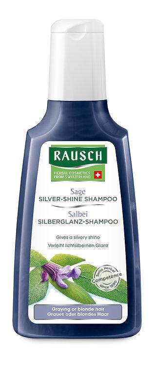 Rausch Sage Silver-Shine Rinse Shampoo 200ml