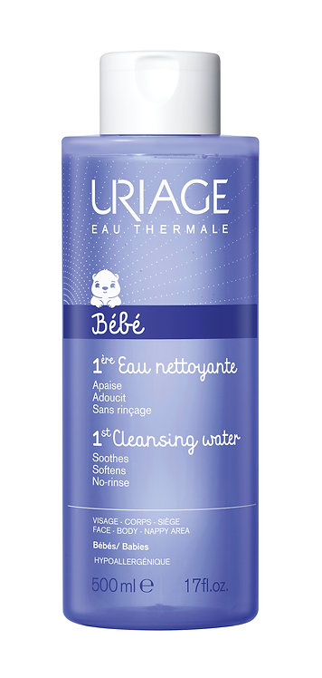 Uriage Baby 1st Cleansing Water 500ml
