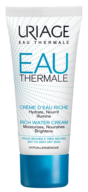 Uriage Thermal Water Rich Water Cream 40ml
