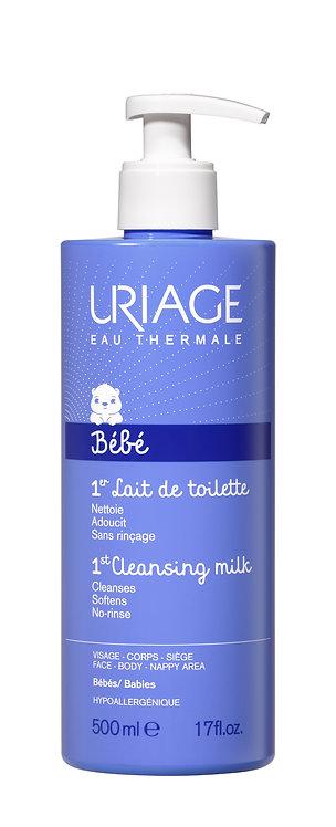 Uriage Baby 1st Cleansing Milk 500ml