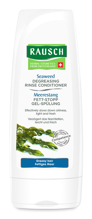 Rausch Seaweed Degreasing Conditioner for Greasy Hair 200ml