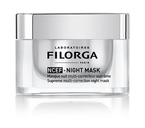 FILORGA NCEF Night Mask: supreme multi-correction night mask