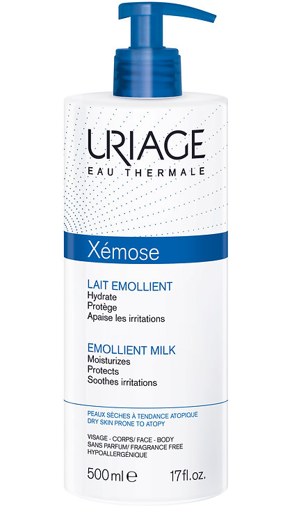Uriage Xemose Emollient Milk 500ml