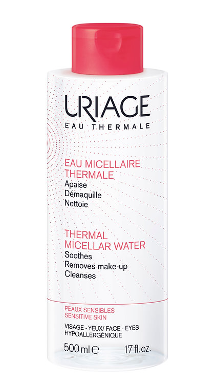 Uriage Thermal Micellar Water Sensitive Skin 500ml