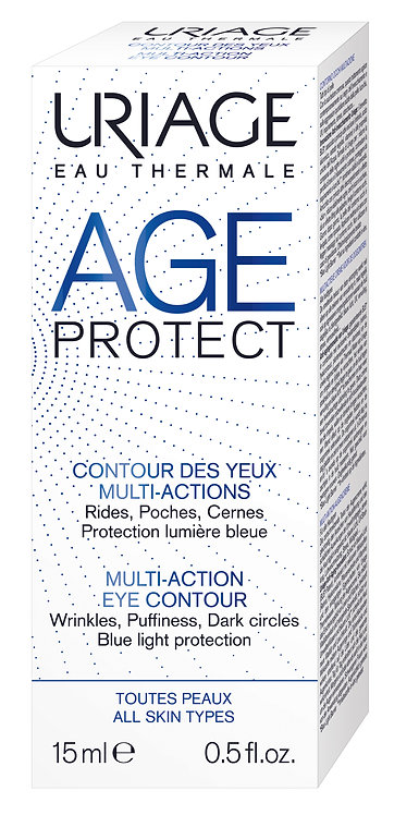 Uriage Age Protect Multi-Action Eye Contour Cream 15ml