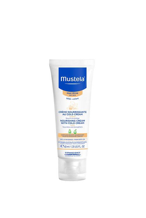 Mustela Nourishing Cream with Cold Cream Face