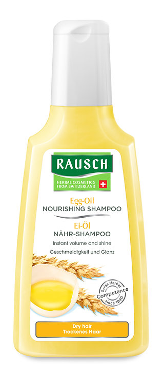 Rausch Egg-Oil Nourishing Shampoo for Dry Hair 200ml