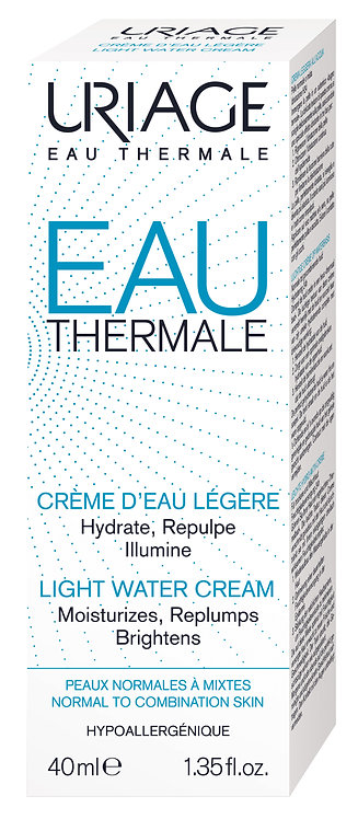 Uriage Thermal Water Water Cream 40ml