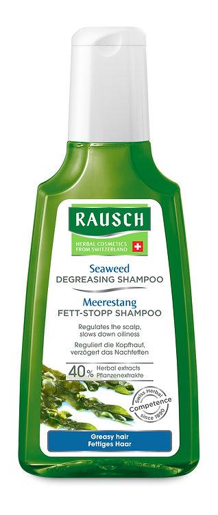 Rausch Seaweed Degreasing Shampoo for Greasy Hair 200ml