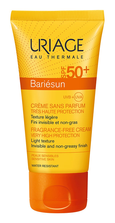 Uriage Bariesun SPF50+ Fragrance Free Cream 50ml