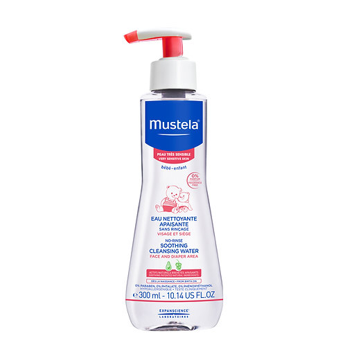Mustela No Rinse Soothing Cleansing Water 300ml