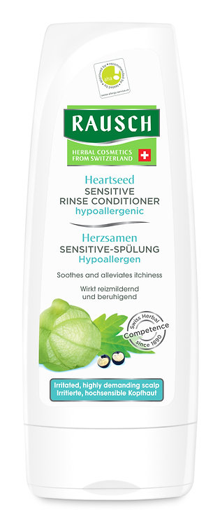 Rausch Heartseed Sensitive Conditioner for Irritated Scalp 200ml