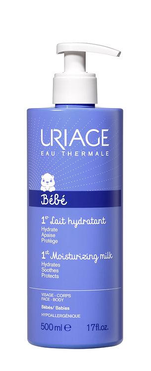 Uriage Baby 1st Moisturising Milk 500ml