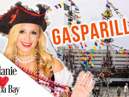 What is the Gasparilla Pirate Festival?