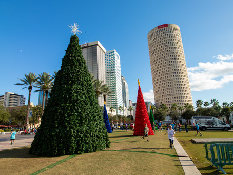 2019 Holiday Guide 🎄 Things To Do in Tampa