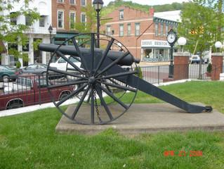 The Village of Ripley, Ohio Restoring rare Wiard 3-inch Rifle