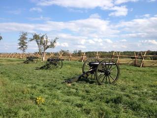 The Third Battle of Winchester VA.