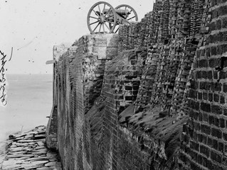 Fort Sumter Gets New Carriage For Mountain Howitzer