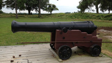 Boston National Historical Park gets new British 18-Pounder Cannon