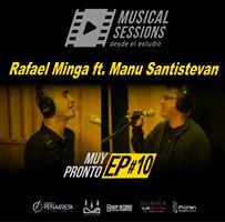 Rafael Minga ft. Manu Santistevan - Sol Nocturno