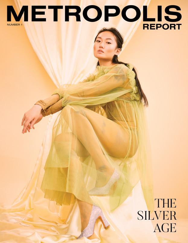 Metropolis Report: 4 Covers