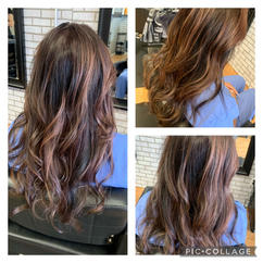 Hair by Sarah Chan