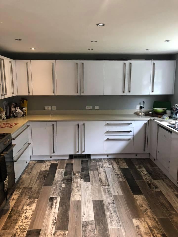 kitchen wrap peterborough